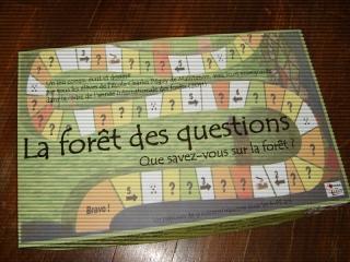 Boîte du jeu La forêt des questions
